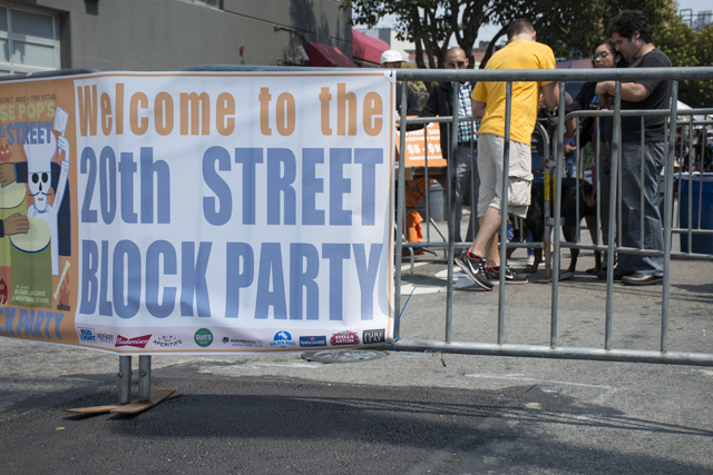 Neighborhood Notes: Annual 20th Street Block Party, rescue pets at at discount, cleaning up the school, and more