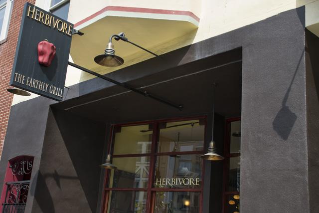 Vegan Restaurant Herbivore on Valencia Street Closing