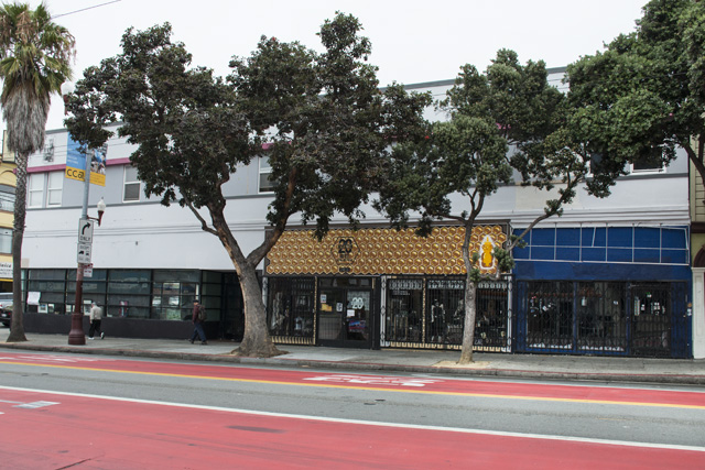 Doc's Clock to Move In, Hive Out at 20th and Mission
