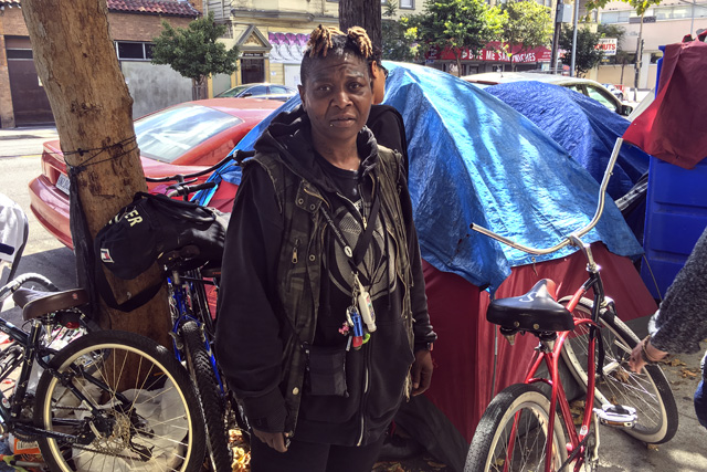 Fire Victims, Told to Find Housing by City, Now Homeless