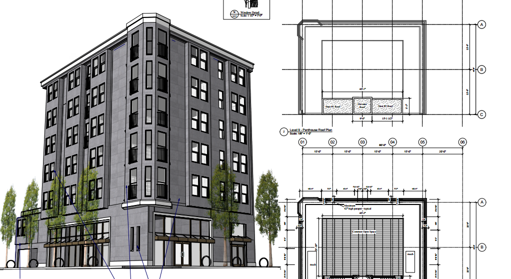 Two Tall Mission District Projects Planned Near Armory