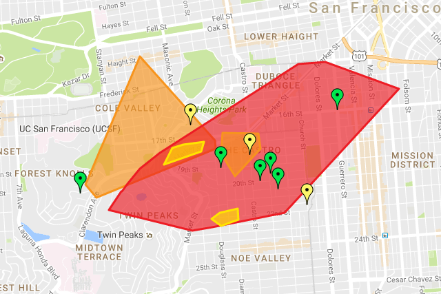 Power Outage Hits Castro, Northern Mission