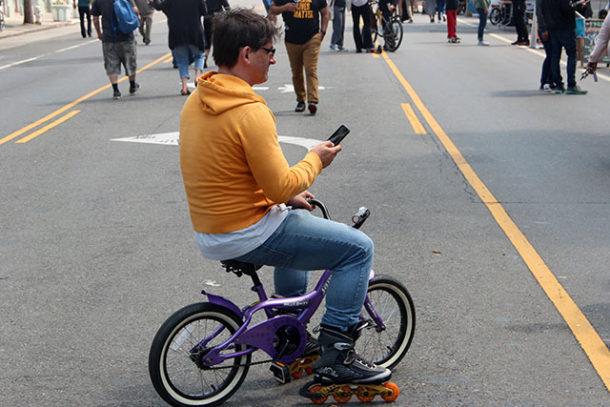 Multiwheel multitasker