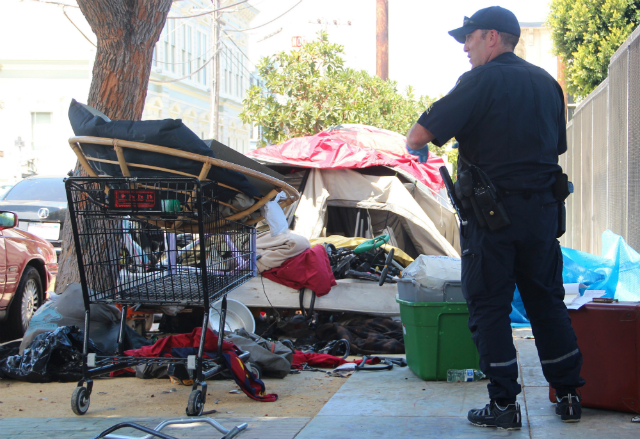 SFPD Cites Friend of Police Shooting Victim for Bike Theft
