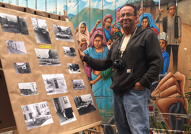Former Mission Resident Returns With Trove of Photos