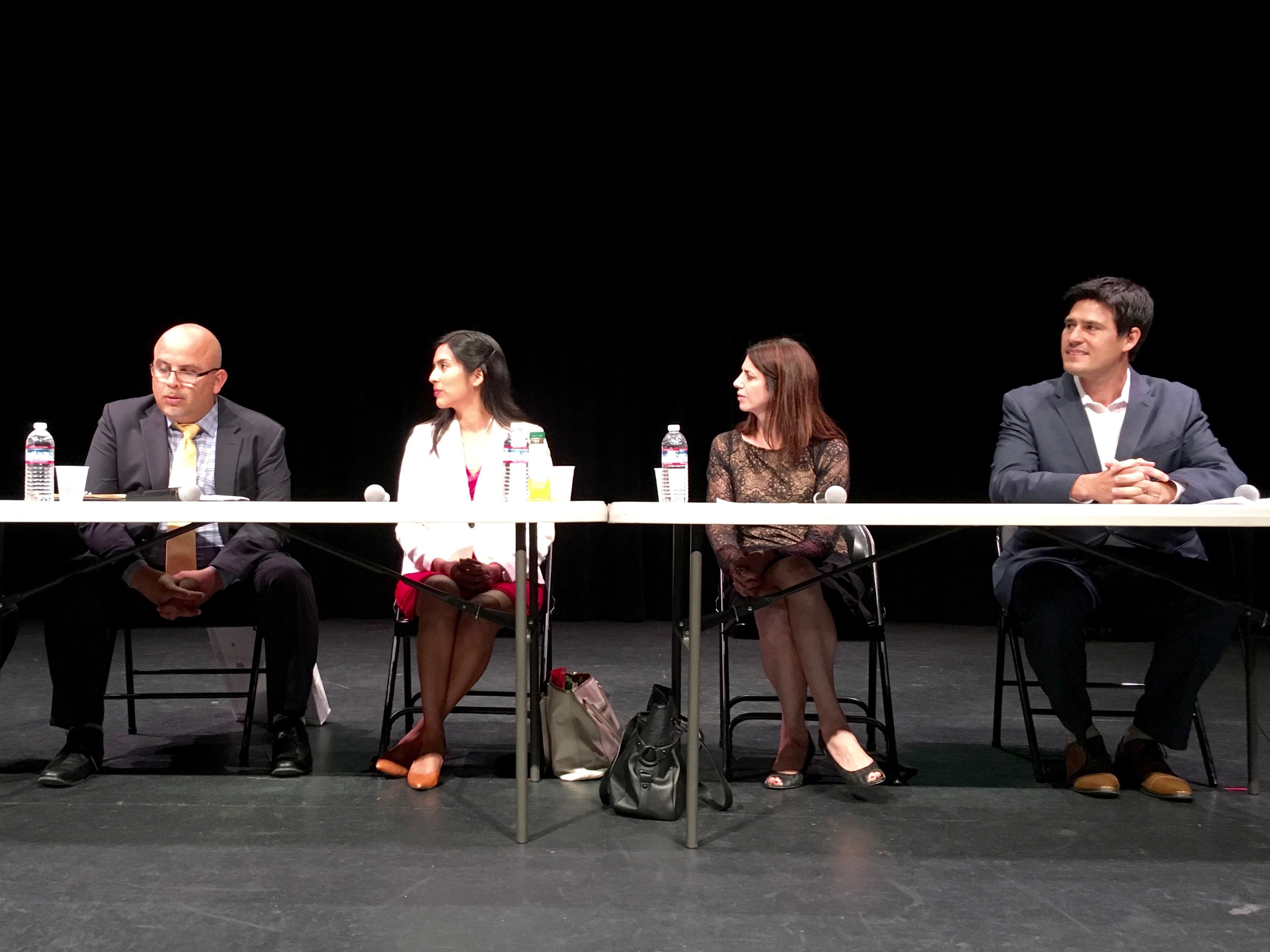 In SF Mission Debate, Candidates Trade Barbs