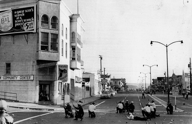 Hunter's Point Riot, 50 years Later