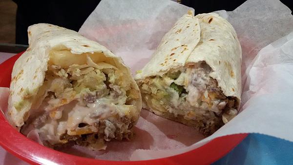 California Burrito.