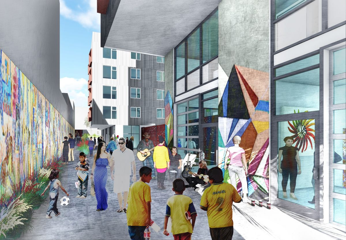 Designing Affordable Housing in SF's Mission District