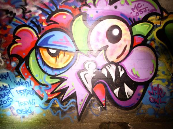 A piece by Nite Owl
