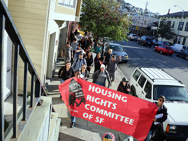Activists Rally for More Local Control of Housing