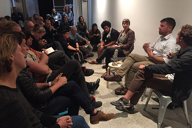 Experts Engage on SF's Homelessness at Packed StoreFrontLab