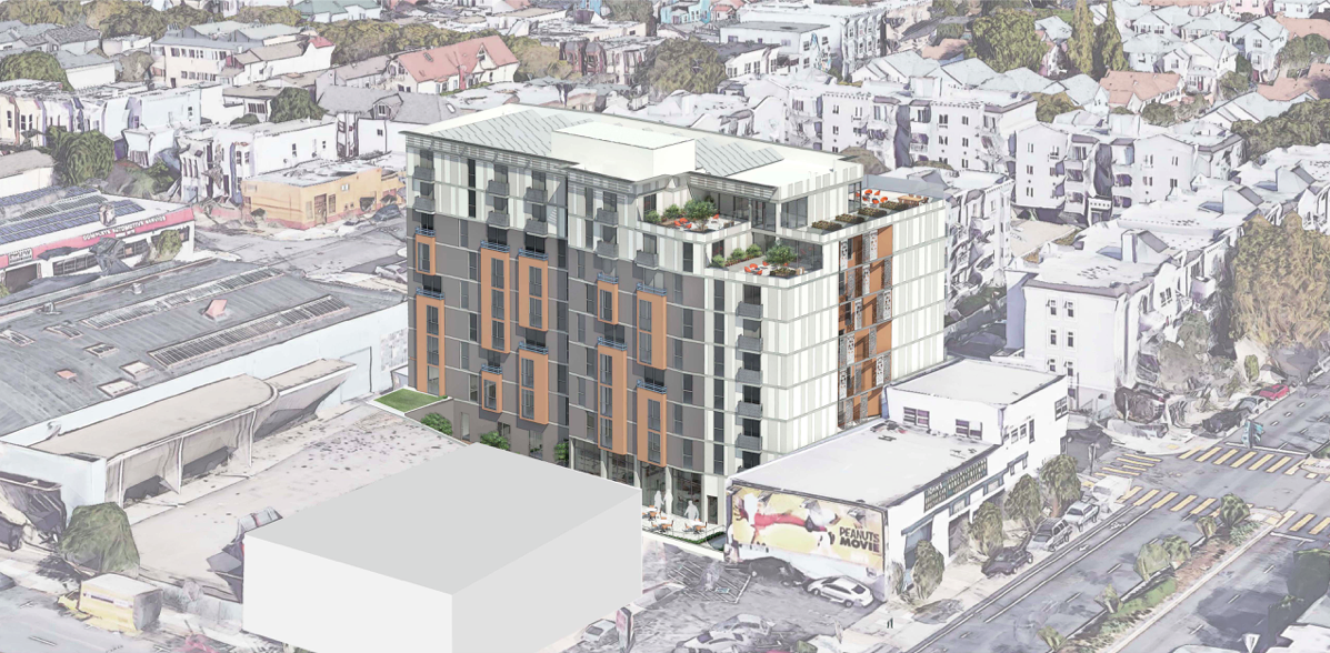 Neighbors Double Down Against Mission District Affordable Housing