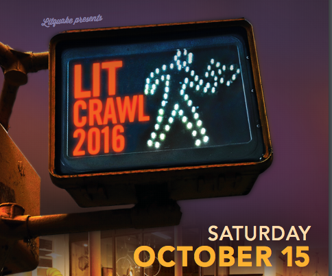 Get Ready for Tonight's Lit Crawl in SF's Mission