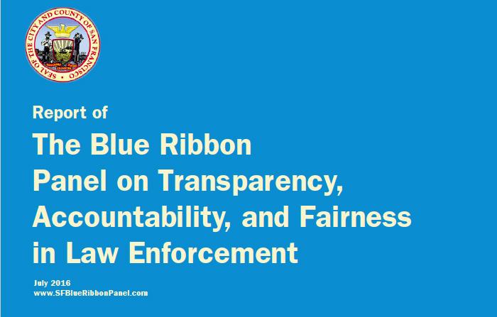 A Primer on the SF DA's Police Accountability Report