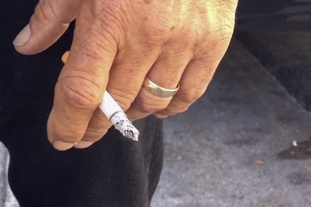 SF Mission Smokers Talk New Cigarette Tax
