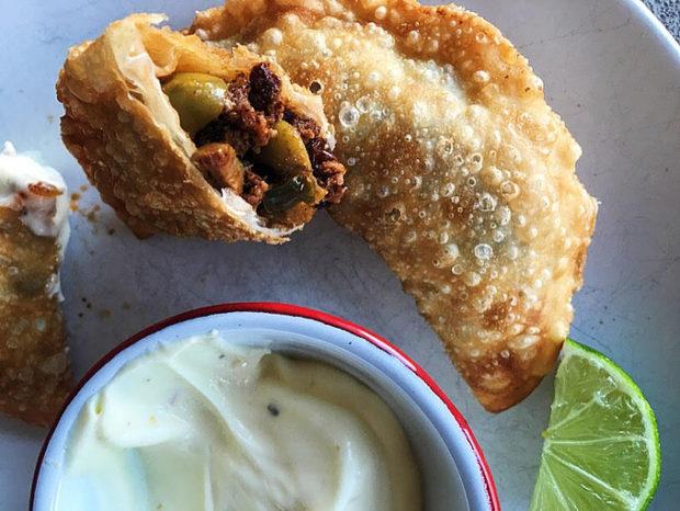 Picadillo Empanadas, via medianochesf.com