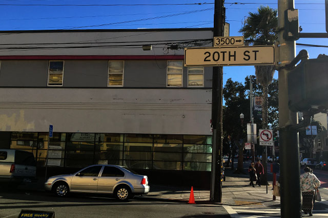 Café and Laundromat Headed for Former T-Mobile on 20th and Mission