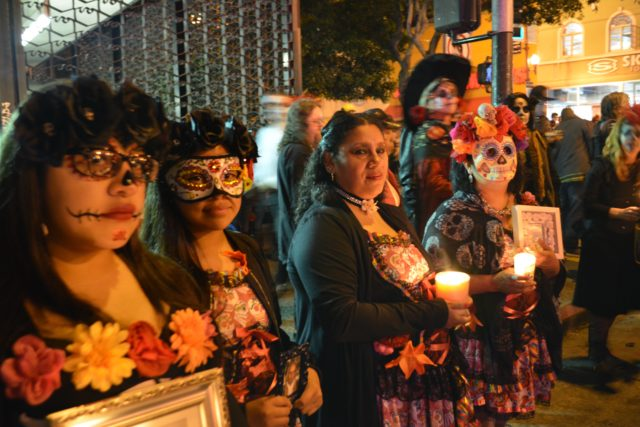 Why We Go to Día de Los Muertos in San Francisco
