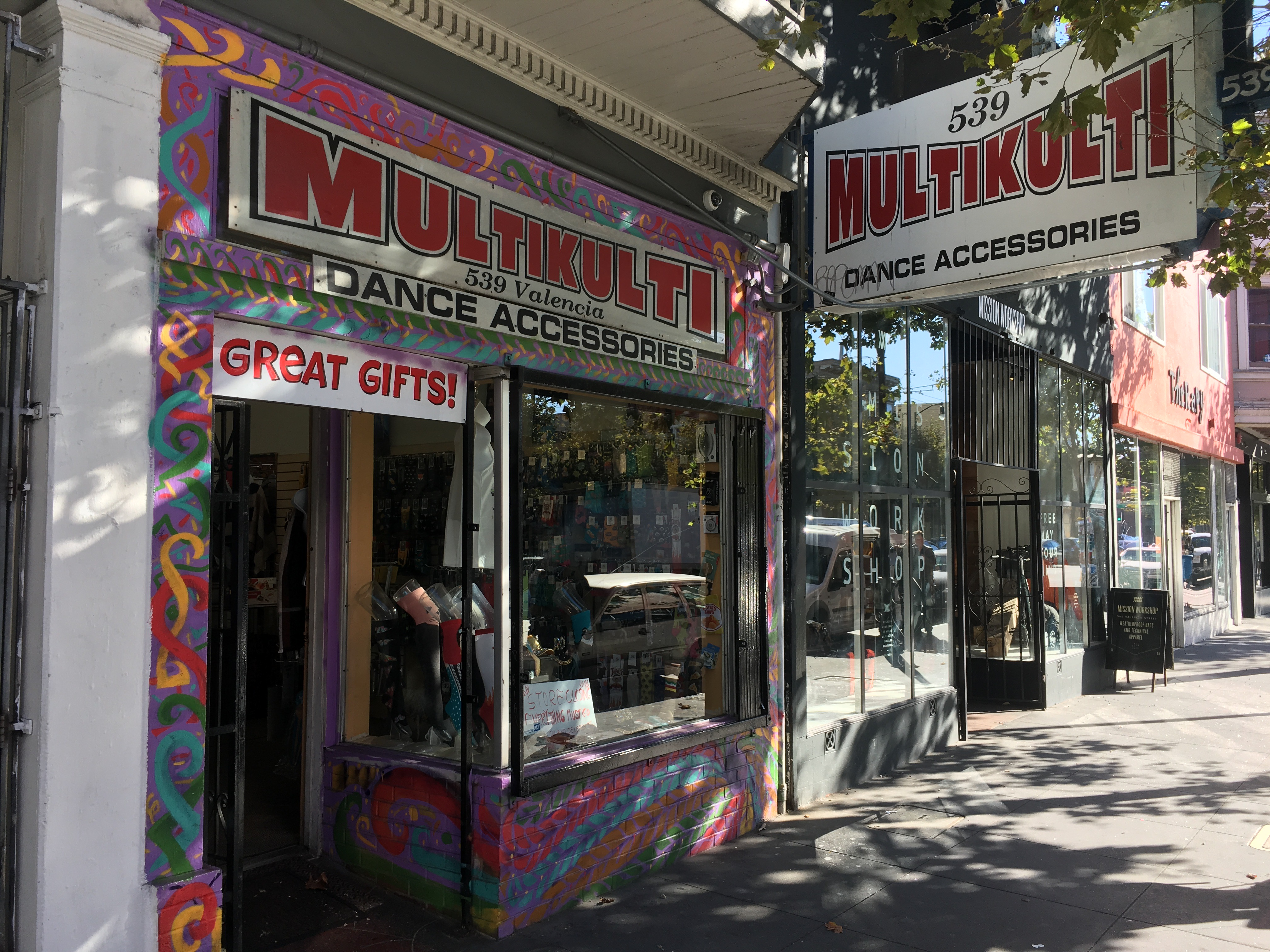 Multikulti on Valencia Street to Close After 16 Years