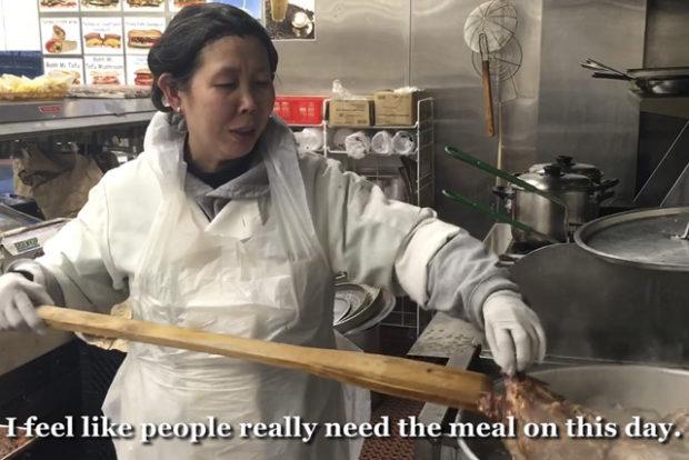 Amanda Ngo, owner of Duc Loi supermarket.