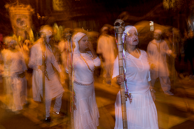 SNAP: Ghostly Procession