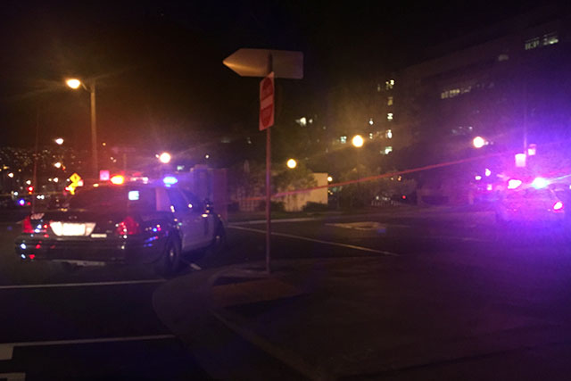 Shooting Injures One Near SF General Hospital