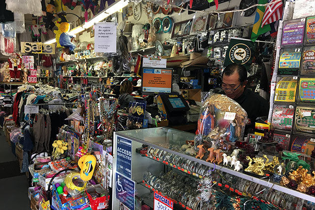 Mission St. Discount Store Going Out of Business