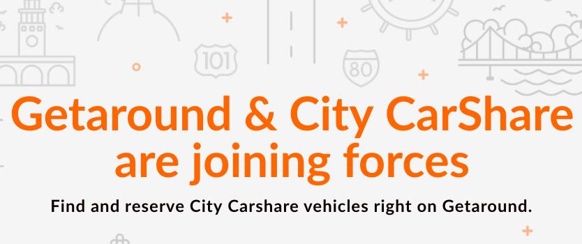Confusion Follows City CarShare's New Getaround Identity