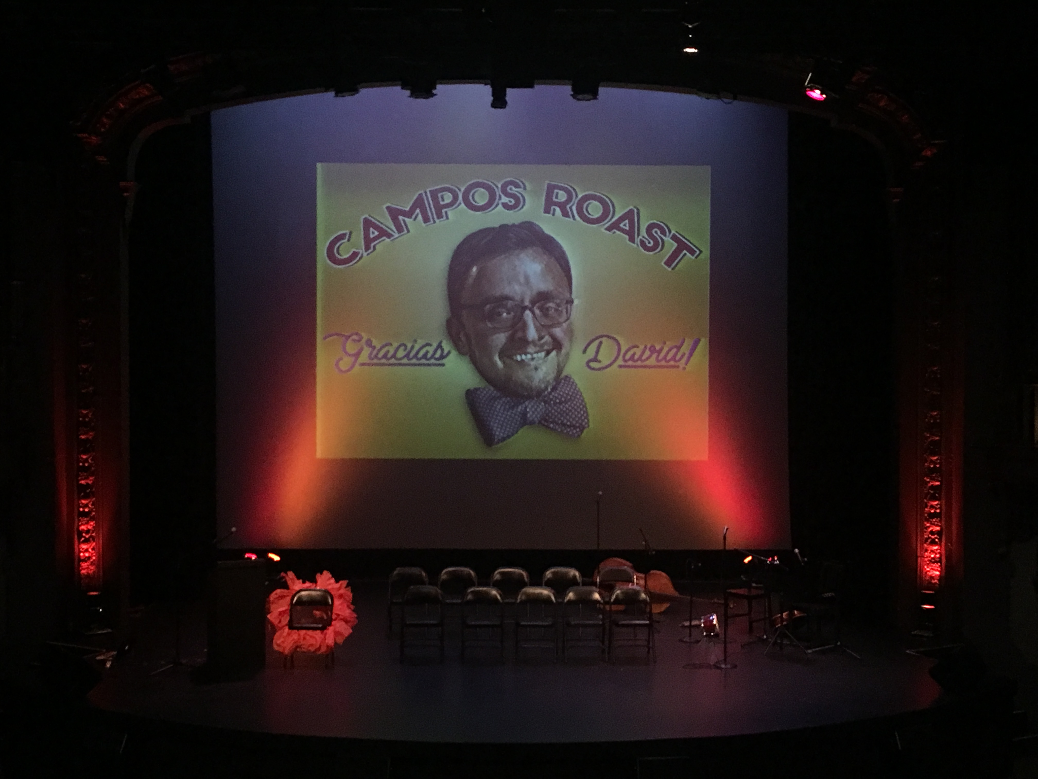 At Campos Roast, City's Only Funny Progressive Debuts