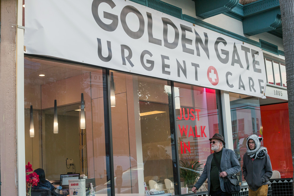 Health Clinics Trending on SF's Valencia Street