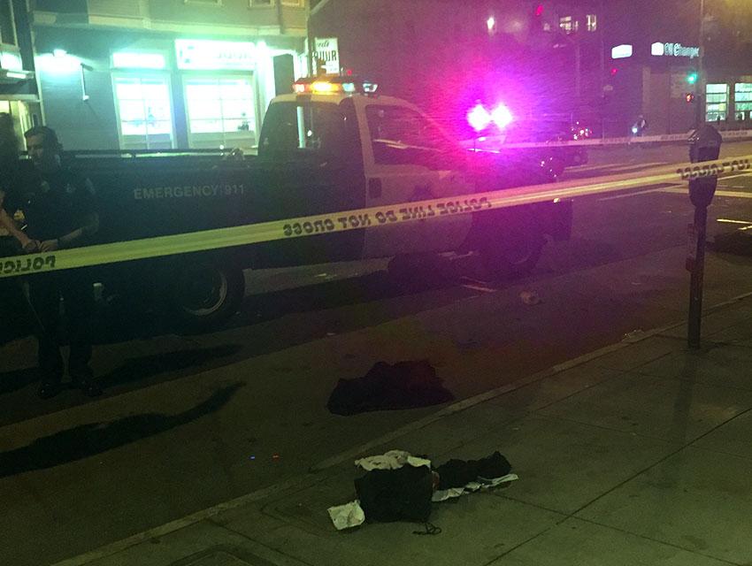 Man Killed Outside Burma Love on Valencia