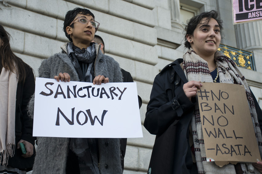 Angela Alioto's plans could undermine SF sanctuary policy, even if they don't do a damn thing