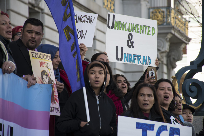 SF Reaffirms Sanctuary Status Despite Executive Order on Immigration