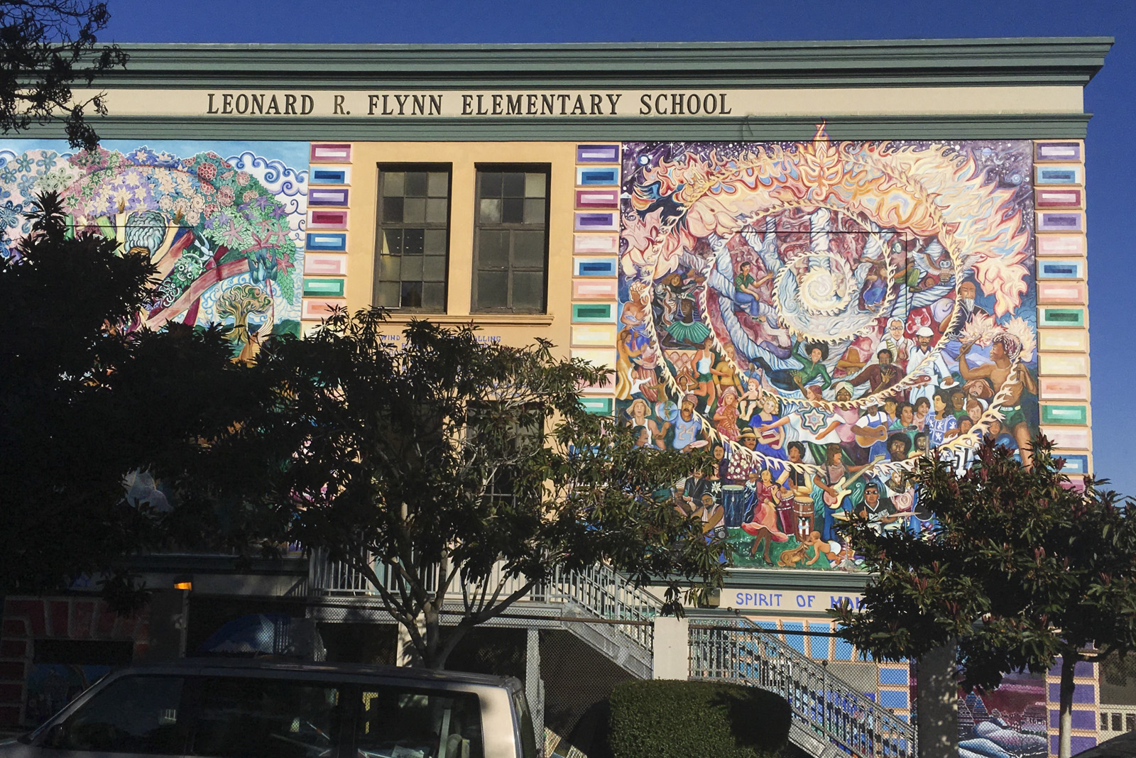 Mission District Elementary School Evacuated After Gas Odor