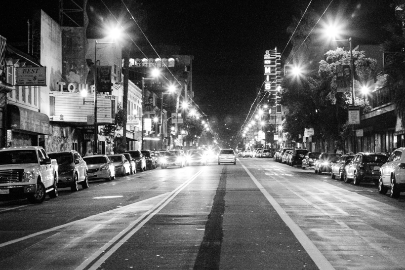 Photos: An SF Mission District Night