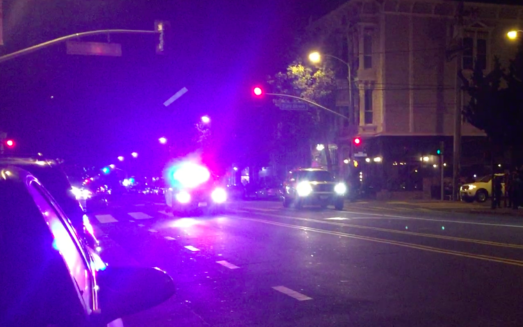 Shots fired at 26th St. and South Van Ness