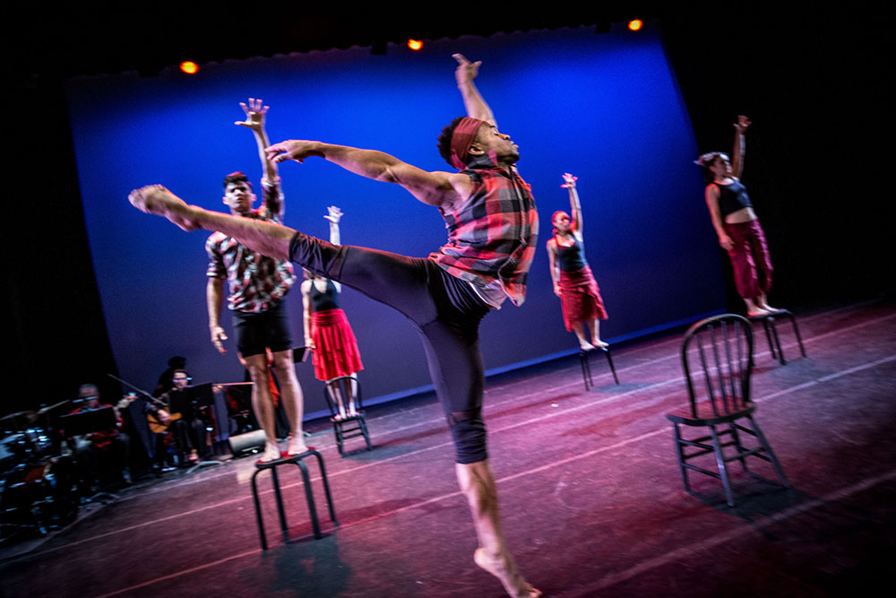 Dance Mission Theater Leaps Into New Year With 40th Anniversary Show