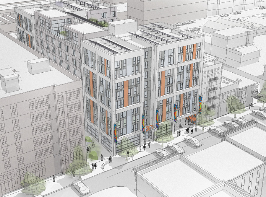 Mission and Tenderloin Orgs Will Build Affordable Portion of Bryant St. Project