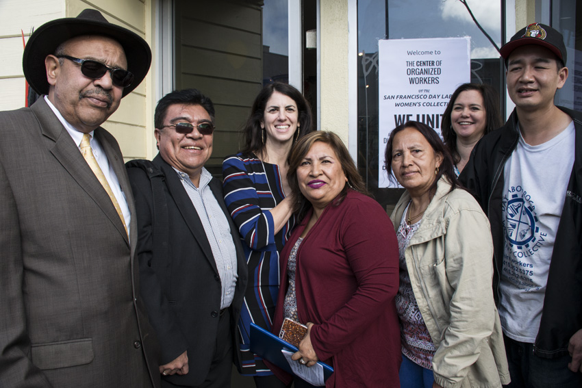 Revamped Day Laborer Center Increases Support to Immigrant Workers
