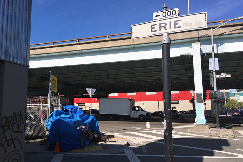 Tent Residents Booted Without Notice Or Shelter, in Violation of City Ordinance
