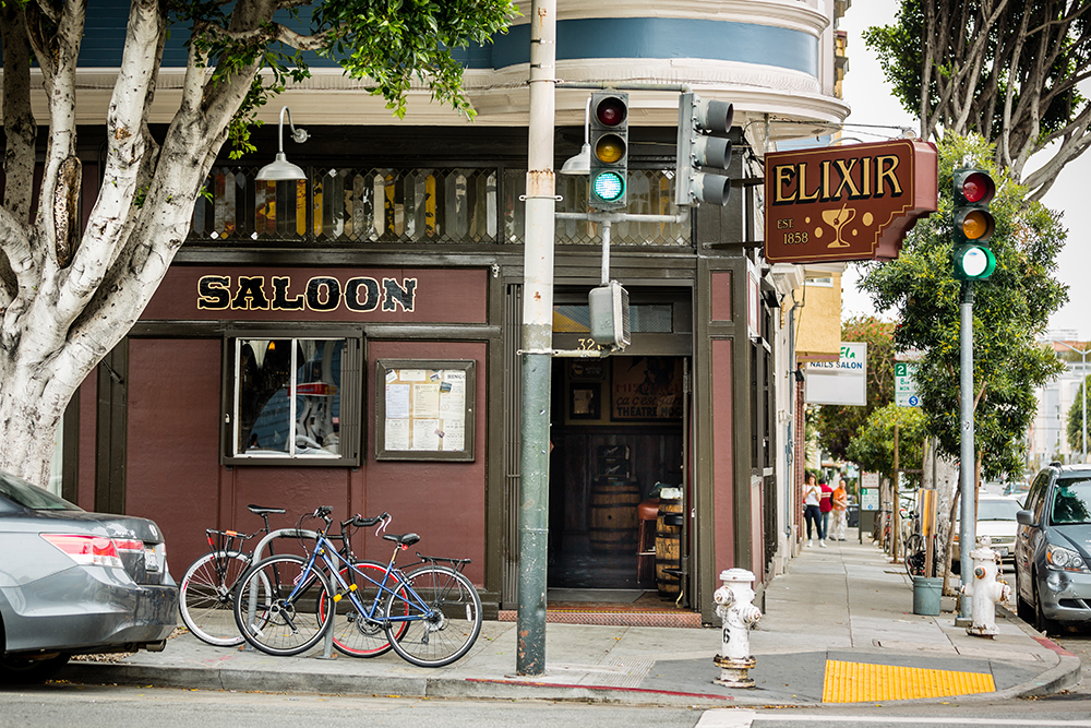 Elixir Bar: A Deep Fount of Mission History