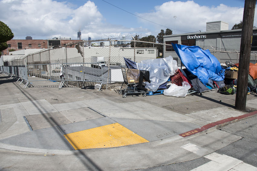 SF homeless count shows adult, chronic homelessness on the rise