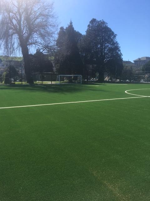 Garfield Square field