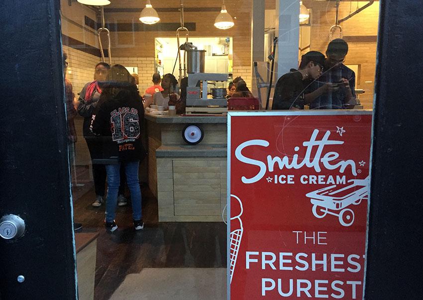 Smitten Ice Cream ready to open on Valencia