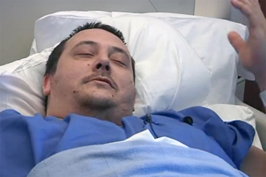 Lyft Driver Beaten by Bikers Speaks Out About Attack (KRON4, ABC7)