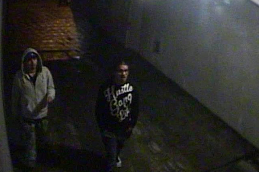 Police Seek Public's Help in Identifying Men Who Robbed Mother with Baby