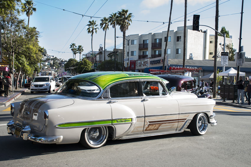 SF Lowriders celebrate Selena