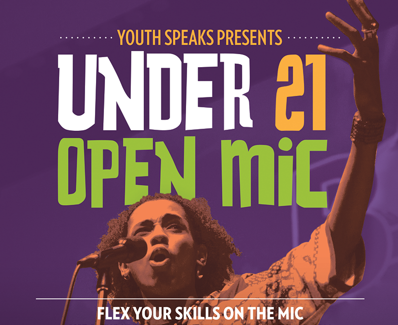 Youth open mic delves into equality, shame and drive