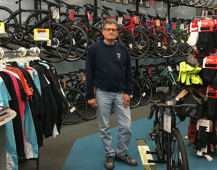 Shop local disrupted: Valencia Cyclery